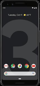Pixel 3 & 3XL