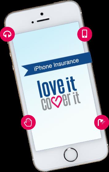 iPhone insurance - loveit coverit